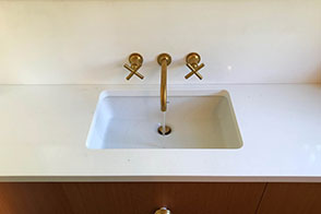 Wall Mounted Faucets, Faucets and Basins